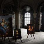 レオナルド・ダ・ヴィンチの組絵とその謎の解明