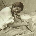 ミュシャの娘ヤロスラヴァが美しい
