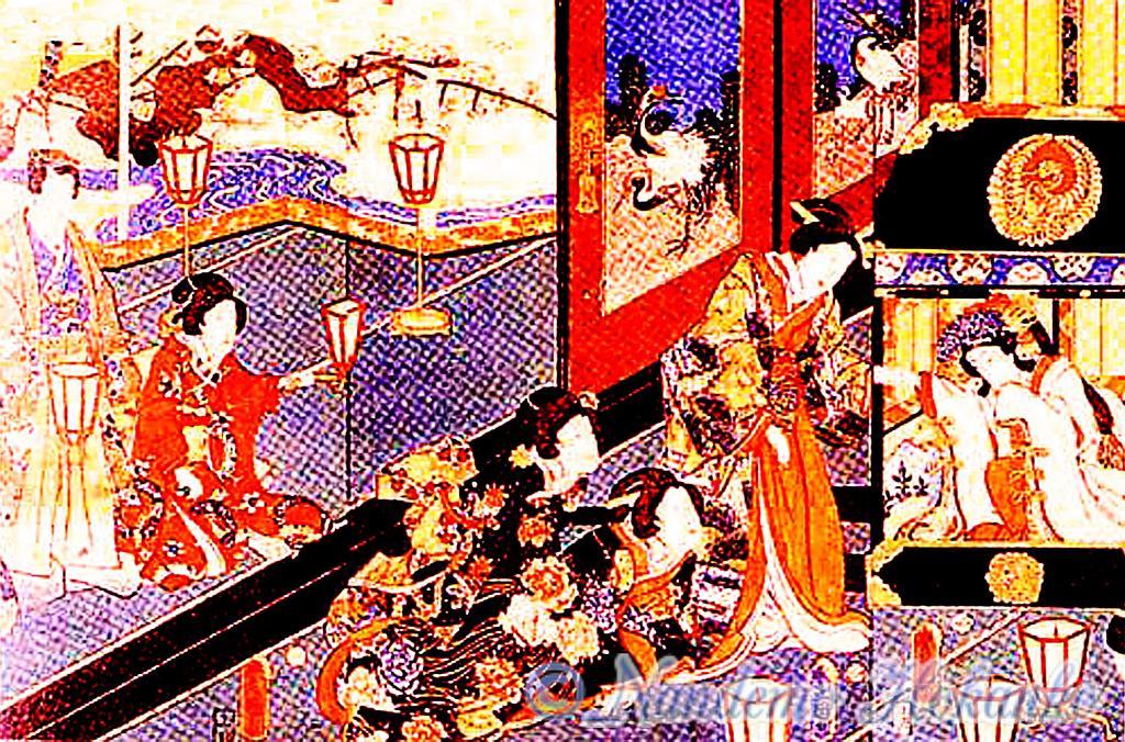 江戸城に到着した和宮