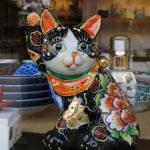 九谷焼の招き猫を買ってしまった!