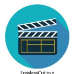 動画の不要部分をカットし無劣化で高速保存できるフリーソフト『LosslessCut』