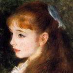 絵画界の謎:ルノワールの絵画「イレーヌ嬢」は英語圏では誰も知らない