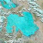 ウユニ塩湖湖面の状況をリアルタイムで調べる方法:NASA – Worldview