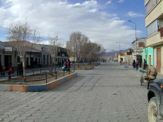 ウユニの町2