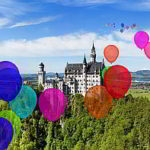 風船の色を変える方法:Photoshop