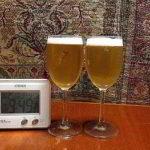 ビールの季節だ!ビール好き必見!最後まで消えない泡の作り方